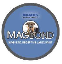 Magnet Receptive Paint