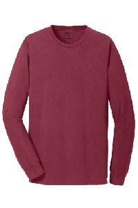 Dyed Long Sleeve T-shirts