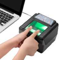 Digital Fingerprint Scanner
