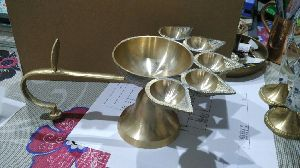 Brass Pooja Item 10