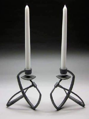 Metal Candle Stand 07