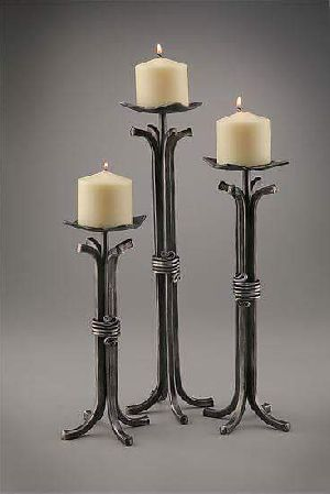 Metal Candle Stand 11
