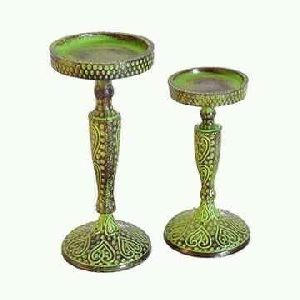 Metal Candle Stand 12