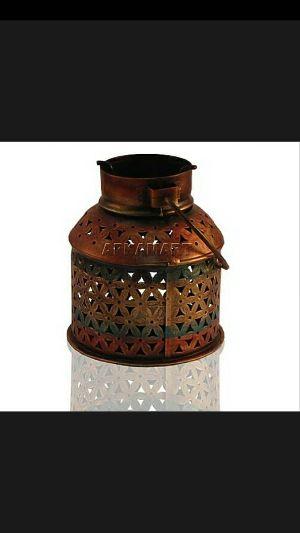 Tabletop Lantern 07
