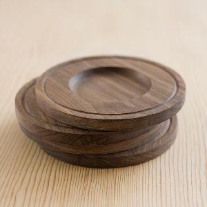 Wooden Tea Coaster 09
