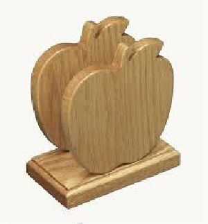 Wooden Tea Coaster 11