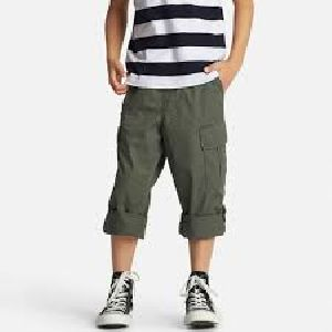 Boys 3/4 Bermuda Shorts