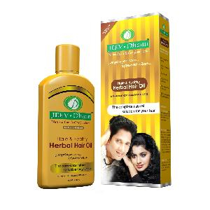 Jeev-dhaan Ayurvedic Hair Care Oil