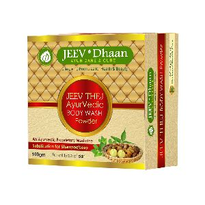 Jeev Dhaan Jeev Thej Ayurvedic Body Wash Powder