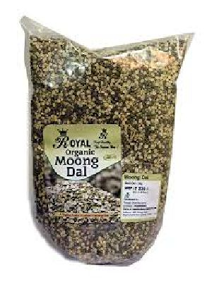 1 Kg Kotharis Royal Organic Moong Dal