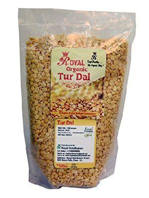 Kothari's Royal Organic 500 Gram Tur Dal