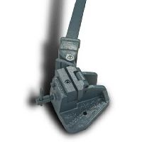 Angle Iron Bender W Handle