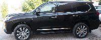 B6 Armored Lexus Lx570 Suv Car