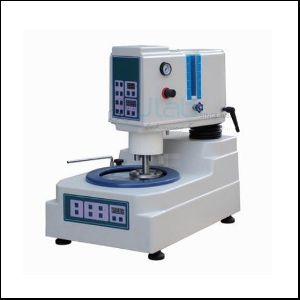 Polishing Machine For Metallurgy Lab