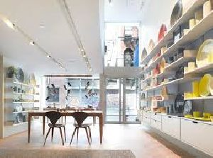 Shop Interior Designing Services