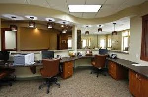 Office Cubicle Interior Designing Services