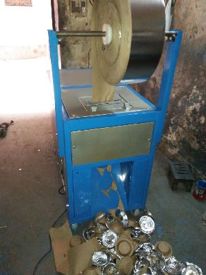 Automatic Disposable Dona Paper Plate Making Machine
