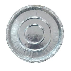 12 Inch Silver Paper Plates  sc 1 st  Exporters India & 12 Inch Banana Leaf Paper Plates \u0026 7 Inch Silver Paper Dona Manufacturer