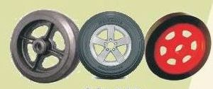 Ci Rubber Wheels