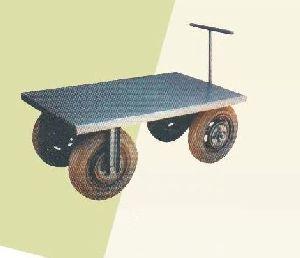 Heavy Tyre Platform Truck