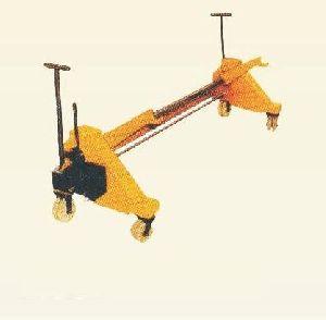 Warp Beam Carrier Trolley