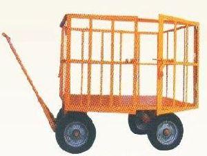 Wire Net Box Truck