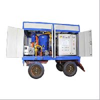 Mobile Oil Filtration Systems
