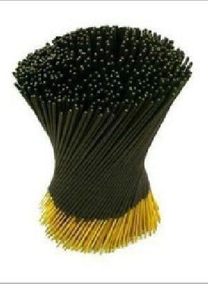 Black Raw Incense Sticks
