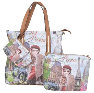 22c66fee39e Pu Handbag - Manufacturers, Suppliers   Exporters in India