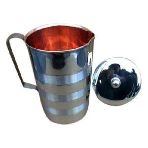 Stainless Steel Copper Jugs