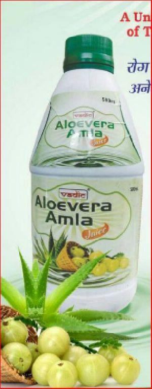 Aloe Vera And Amla Juice