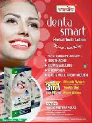 Denta Smart Herbal Tooth Lotion