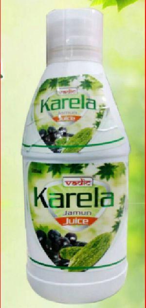 Vadic Karela And Jamun Juice