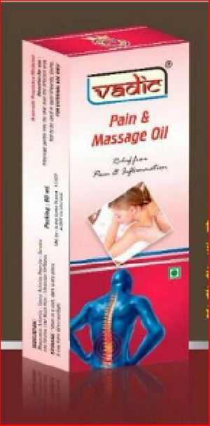 Vadic Pain And Massage Oil