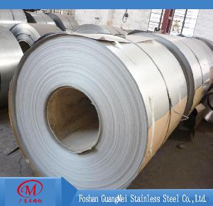 202,304 2b Finish Cold Rolled Stainless Steel Coils