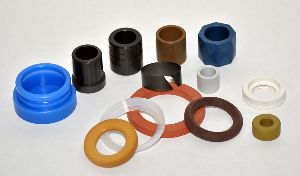 Compression Molded Rubber Parts