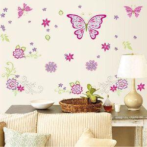 Butterfly Wall Art Stickers