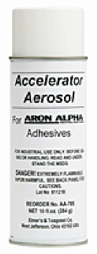 Aron Alpha - Aerosol Accelerator