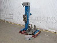 Custom Metal Craft Material Handling Barrell Dumper 1047000