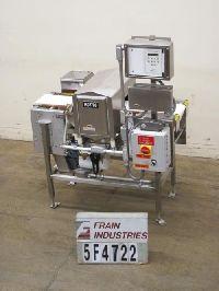 Goring Kerr Metal Detector Conveyor Tekdsp