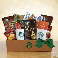 Classic Starbucks Coffee Gift Box