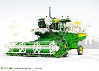 Ks 513 Tractor Driven Combine Harvester