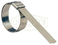 Dixon Roll-over Type Smooth Id Band Clamp