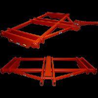 Wire Reel Transport Skate System