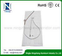 Ningzheng Mini Refrigerator Plate Tube Evaporator