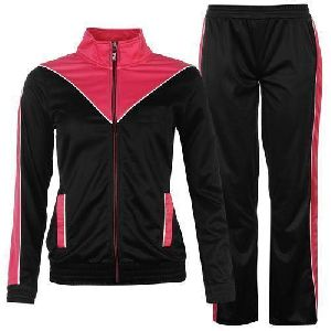 Tracksuits & Sets Adroit New Womens Ladies Addicted Print Jogging Bottoms Hooded Sweatshirt Track Suit .