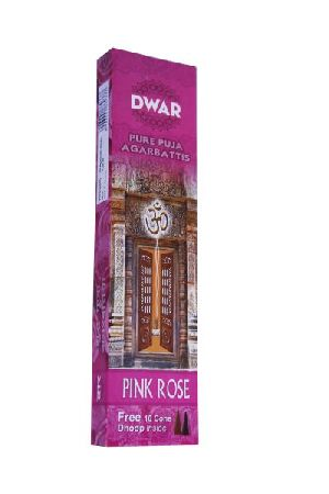 Pink Rose Incense Sticks