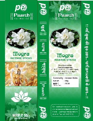 Incense Sticks Mogra