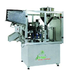 Automatic Tube Filling And Closing Machine
