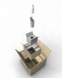 Die Cut Corrugate Box